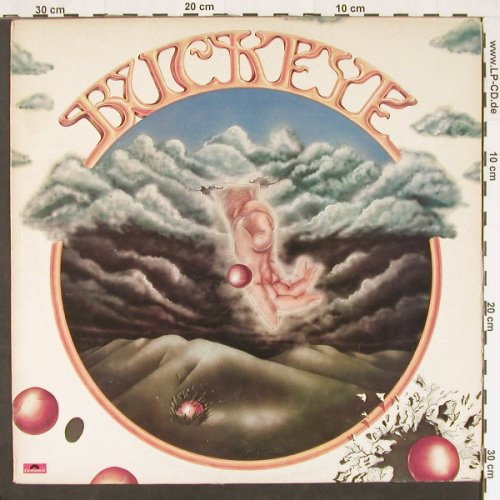Buckeye: Same, Polydor(2391 416), UK, 1979 - LP - C9421 - 5,50 Euro