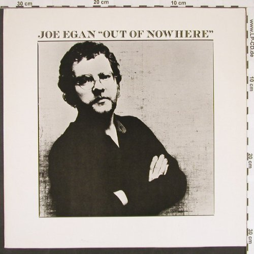 Egan,Joe: Out Of Nowhere, Ariola(200 587-320), D,  - LP - C9459 - 5,00 Euro