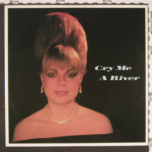 Wilson,Mary: Cry Me A River+2, Compact Organization(PINK x6), UK, 1983 - 12inch - C9492 - 3,00 Euro