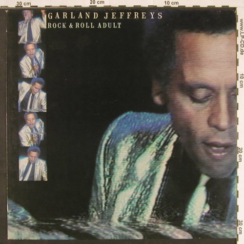 Jeffreys,Garland: Rock & Roll Adult, m-/vg+, Epic(85307), NL, 1984 - LP - C9509 - 3,00 Euro
