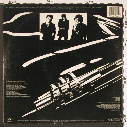 Butcher Axis,Jon: Same, Polydor(810 059-1), US, 1983 - LP - C9520 - 5,00 Euro