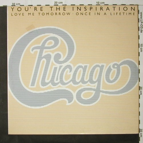 Chicago: You're The Inspiration +2, Full Moon(), D, 1984 - 12inch - C9554 - 3,00 Euro