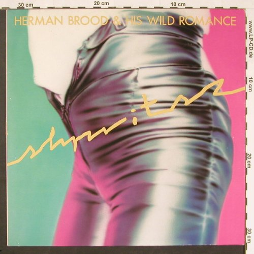 Brood,Herman & His Wild Romance: Shpritsz, Aves(INT 146.503), D, 1978 - LP - C9629 - 6,00 Euro