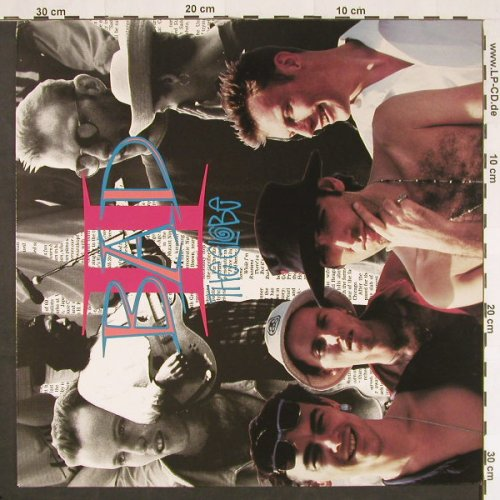 Big Audio Dynamite 2: The Globe, Columbia(467706 1), NL, 1991 - LP - C9768 - 5,00 Euro