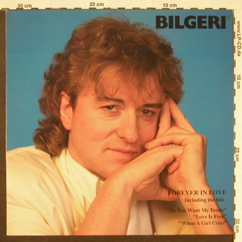 Bilgeri: Forever In Love , Compilation, Music Pool(MPA 182), A, 1990 - LP - C9778 - 6,50 Euro