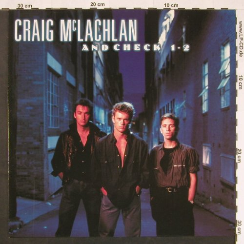 Mc Lachlan,Craig and Check 1-2: Same, Epic(466347 1), NL, 1990 - LP - C9779 - 5,00 Euro