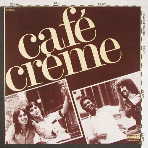 Cafe Creme: Citations ininterrompues,BeatlesMix, Bimbo/Parthe(BLR-5555), F, 1977 - 12inch - C9856 - 5,00 Euro