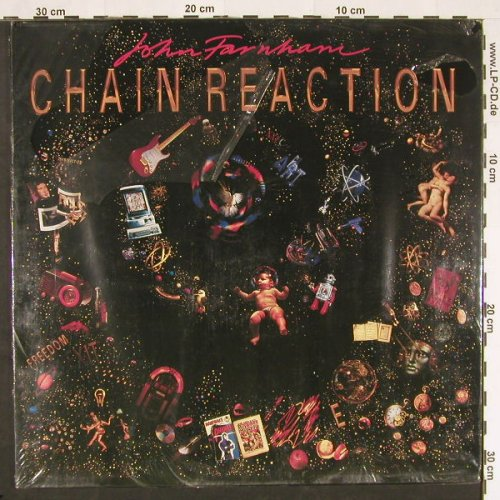 Farnham,John: Chain Reaction,Foc, FS-New, Arista(PL 74768), D, 1990 - LP - C9945 - 6,00 Euro