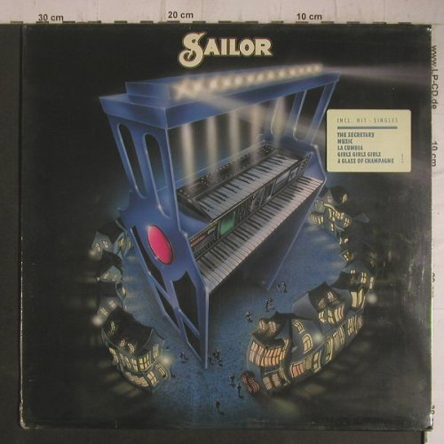 Sailor: Same, FS-New, RCA(PL 74 996), D, 1991 - LP - C9954 - 6,00 Euro