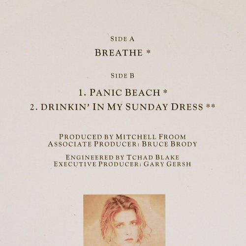 Mc Kee,Maria: Breathe / Panic Beach/+1, Geffen(GFST 1), UK, 1989 - 12inch - E1067 - 3,00 Euro