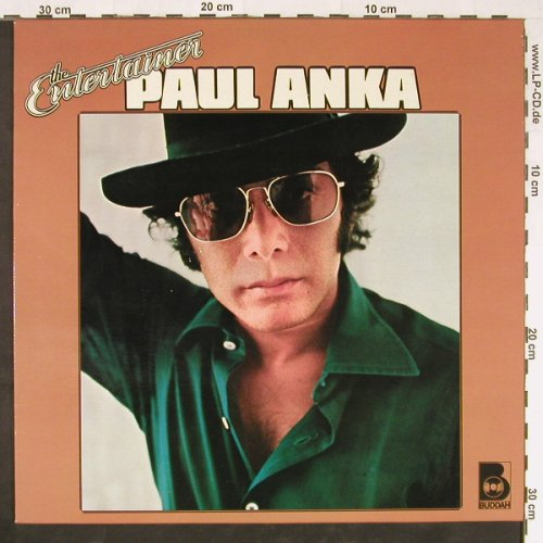 Anka,Paul: The Entertainer, Buddah(6.23483 AF), D, 1978 - LP - E1112 - 3,00 Euro