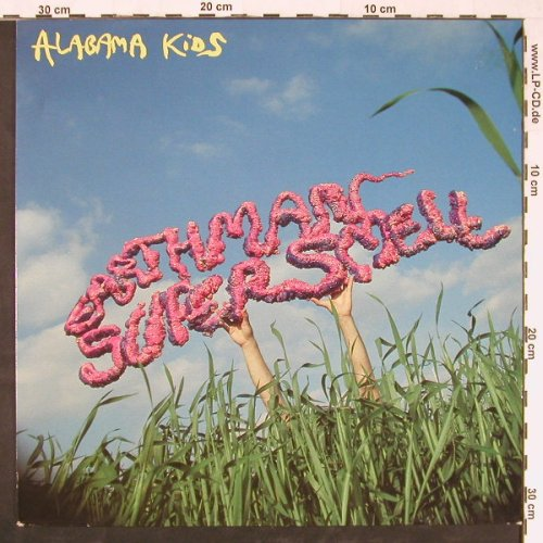 Alabama Kids: Earthman Supersmell, Schemer(9117), NL,  - LP - E1138 - 6,00 Euro
