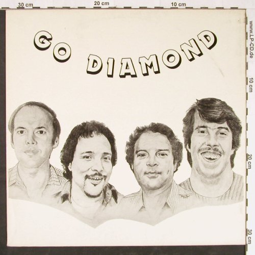 Pitman Band,Ken: Go Diamond, (), , 1982 - LP - E1262 - 5,00 Euro