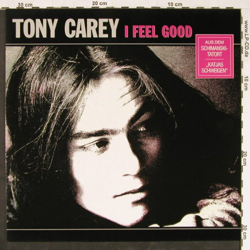 Carey,Tony: I Feel Good,TATORT KatjasSchweigen, Metron.(889 947-1), D, 1989 - 12inch - E1277 - 2,50 Euro