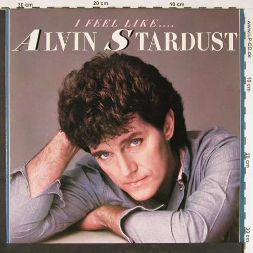 Stardust,Alvin: I Feel Like..., Chrysalis(206 596-620), D, 1984 - LP - E1363 - 4,00 Euro