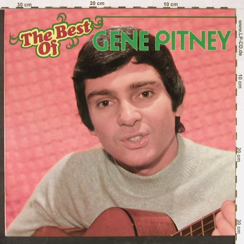 Pitney,Gene: The Best Of, Intercord(INT 148.605), D, 1976 - LP - E1440 - 5,00 Euro