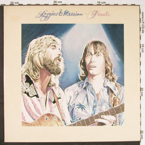 Loggins & Messina: Finale, Foc, m-/vg+, Columbia(JG 34167), US, 1977 - 2LP - E1458 - 5,00 Euro