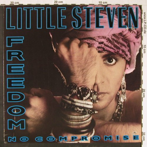 Little Steven: Freedom No Compromise, co, Manhattan(ST-53048), CDN, 1987 - LP - E1512 - 5,00 Euro