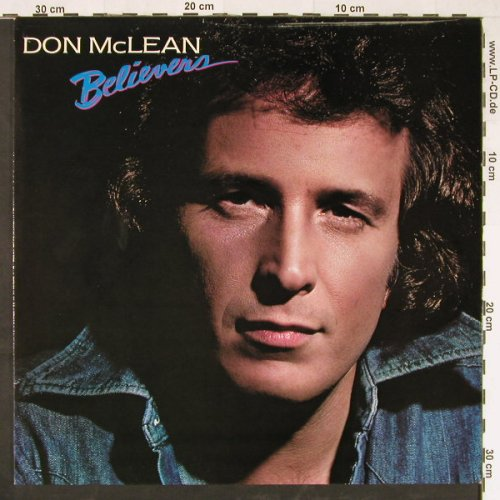 Mc Lean,Don: Believers, EMI(1A 064-64597), NL, 1981 - LP - E1597 - 5,00 Euro
