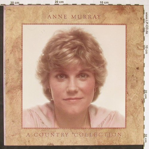 Murray,Anne: A Country Collection, Capitol(ST-12039), US, 1980 - LP - E1789 - 5,00 Euro
