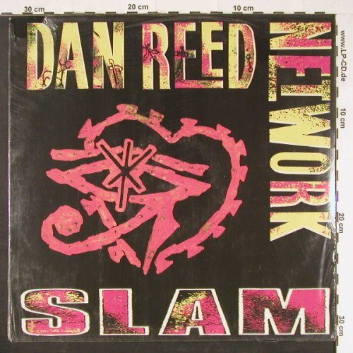 Reed Network,Dan: Slam, FS-New, Mercury(838 868-1), D, 1989 - LP - E182 - 7,50 Euro