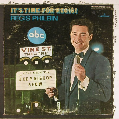 Philbin,Regis: It's Time For Regis!, m-/vg+, Mercury(SR 61169), US,  - LP - E1898 - 5,00 Euro