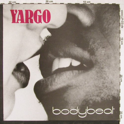 Yargo: Bodybeat, Cartel(BODY 002), UK,  - LP - E1935 - 6,00 Euro