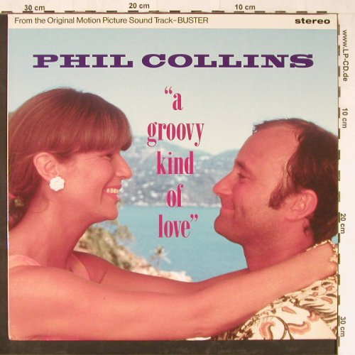 Collins,Phil: A Groovy Kind Of Love+1, WEA(257 850-0), D, 1988 - 12inch - E2088 - 2,00 Euro
