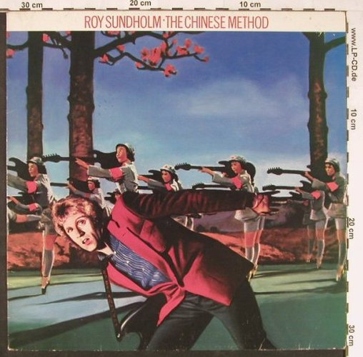 Sundholm,Roy: The Chinese Method, Mercury(6310 959), NL, 1979 - LP - E2102 - 5,50 Euro