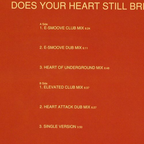 Climie,Simon: Does Your Heart Still Breaking*6, Epic(658773 6), UK, 1992 - 12inch - E2118 - 1,00 Euro