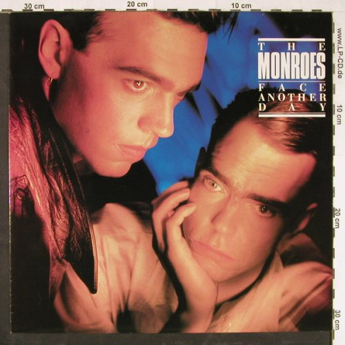Monroes: Face Another Day, Parloph.(24 0405 1), NL, 1986 - LP - E2153 - 5,00 Euro