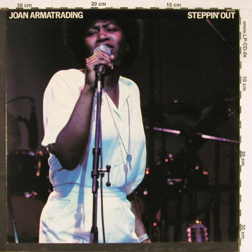 Armatrading,Joan: Steppin' Out, Hallmark(SHM 3176), UK, 1979 - LP - E2188 - 5,00 Euro
