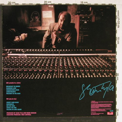 Tyla,Sean: Just Popped Out, Polydor(PD-1-6281), US, 1980 - LP - E2198 - 5,00 Euro