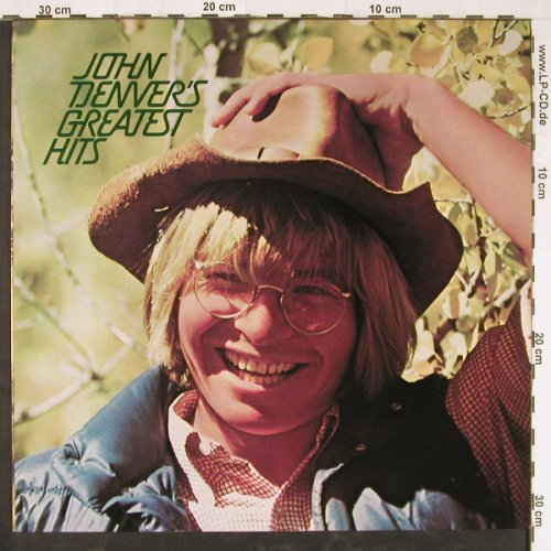 Denver,John: Greatest Hits, RCA(NL 90523), D, Ri, 1973 - LP - E2272 - 4,00 Euro