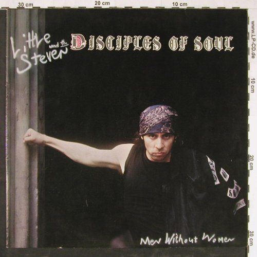 Little Steven & Disciples Of Soul: Men Without Women, EMI(1A 064-4001 35), D, 1982 - LP - E2355 - 5,50 Euro