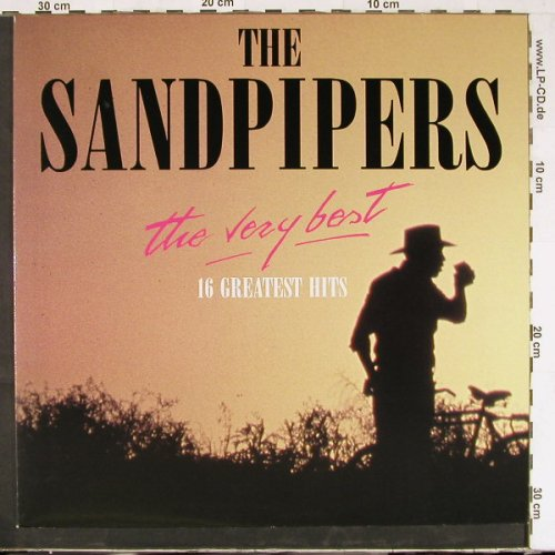 Sandpipers: The Very Best Of, AM(396 911-1), D, 1986 - LP - E2549 - 5,00 Euro