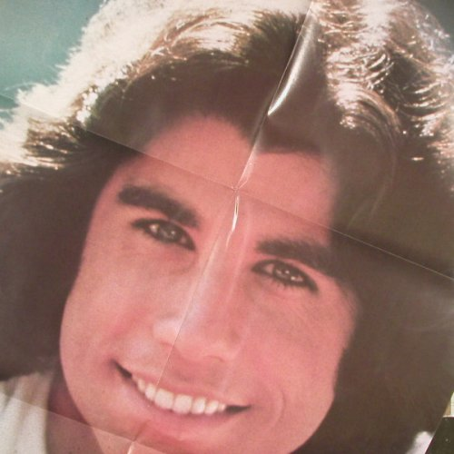 Travolta,John: Sandy, +Poster, Midsong Intern.(POLD 5014), UK, 1978 - LP - E271 - 6,00 Euro