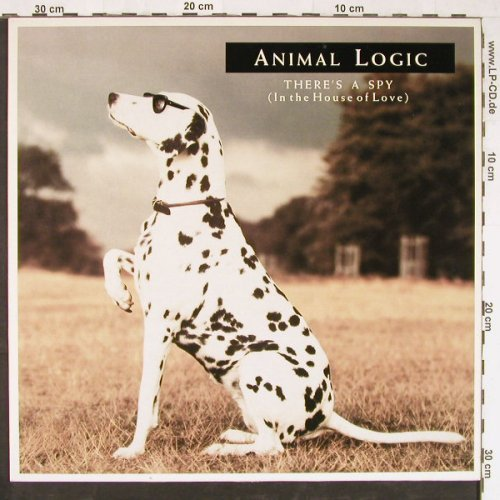 Animal Logic: There's a Spy(in the house of Love), Virgin(), D, 1989 - 12inch - E2781 - 1,00 Euro