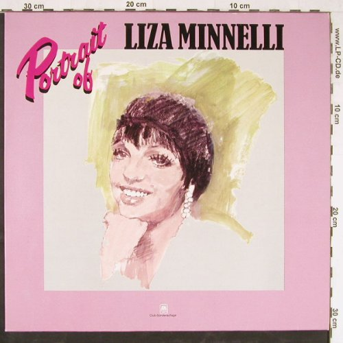Minnelli,Liza: Portrait Of, DSC, AM(63 170), D,  - LP - E2829 - 5,00 Euro