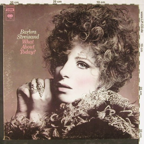 Streisand,Barbra: What about Today, Columb.(CS 9816), US,  - LP - E2955 - 7,50 Euro