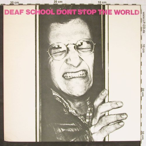 Deaf School: Don't Stop The World, WB(K 56364), UK, 1977 - LP - E3106 - 6,00 Euro