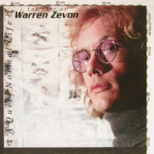 Zevon,Warren: A Quiet Normal Life - The Best Of, Asylum(960 503-1), D, 1986 - LP - E3110 - 5,00 Euro