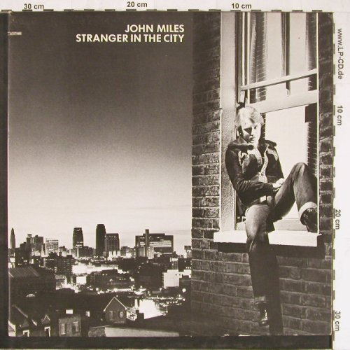 Miles,John: Stranger In The City,Foc,Co, London(PS 682), US, 1976 - LP - E3287 - 5,00 Euro