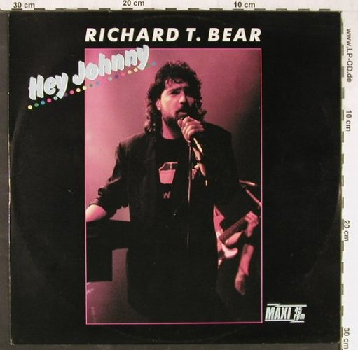 Bear,Richard T.: Hey Johnny+2, Teldec(6.20578 AE), D, 1986 - 12inch - E3370 - 1,00 Euro