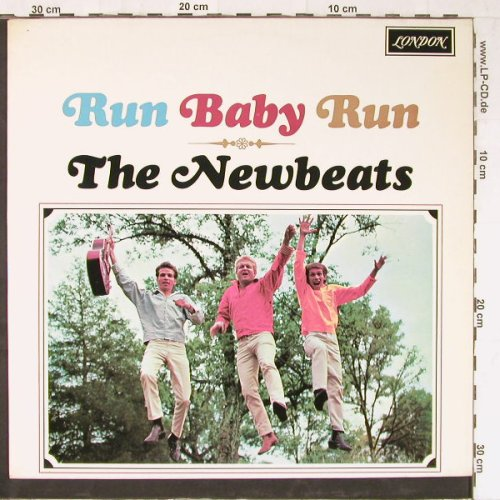 Newbeats(the): Run Baby Run, London Hickory(SHA-U 128), D, 1972 - LP - E3399 - 9,00 Euro