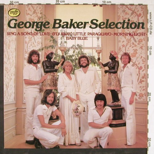 Baker Selection,George: Sing A Song Of Love, MFP(1A022-58022), NL, 1980 - LP - E3502 - 5,00 Euro