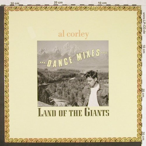 Corley,Al: Land Of The Giants *3/Tell Me, Mercury(872 339-1), D, 1988 - 12inch - E350 - 1,00 Euro