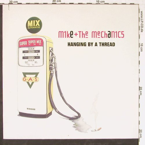 Mike & The Mechanics: Hanging By A Thread+1, co, WEA(258 573-0), D, 1986 - 12inch - E3578 - 2,50 Euro