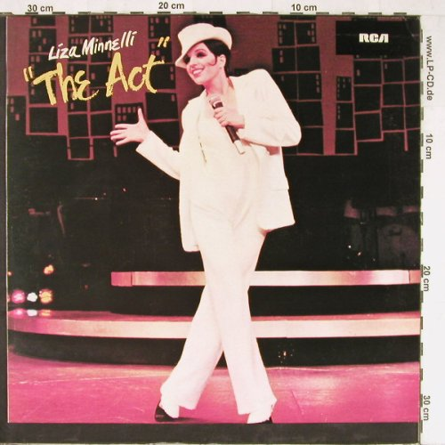 Minnelli,Liza: The Act, RCA(FL 42709), D, 1978 - LP - E3603 - 5,00 Euro