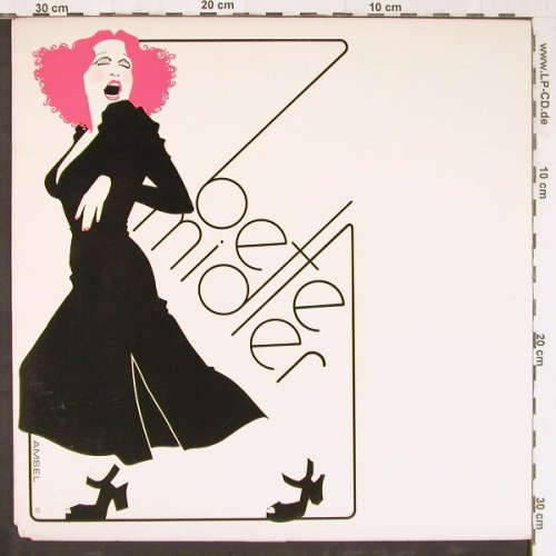 Midler,Bette: Same, co, Atlantic(SD 7270), US, 1973 - LP - E3626 - 5,00 Euro